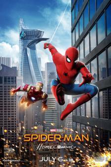 Spider-Man: Homecoming - สไปเดอร์แมน โฮมคัมมิ่ง