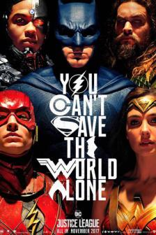 Justice League - จัสติซ ลีก
