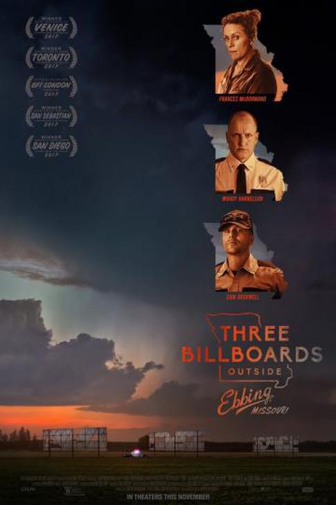 รีวิวหนัง Three Billboards Outside Ebbing, Missouri