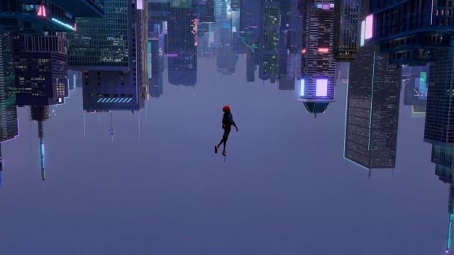 Spider-Man: Into the Spider-Verse - สไปเดอร์-แมน : ผงาดสู่จักรวาลแมงมุม