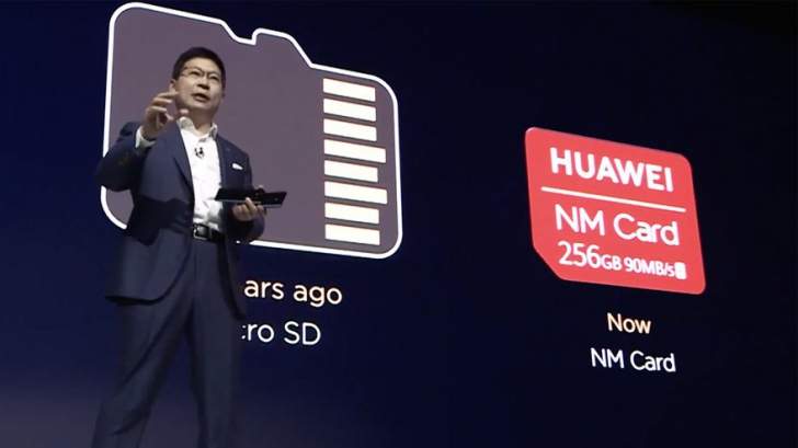 อะไรคือ Nano Memory Card บนสมาร์ทโฟน Huawei Mate 20 series
