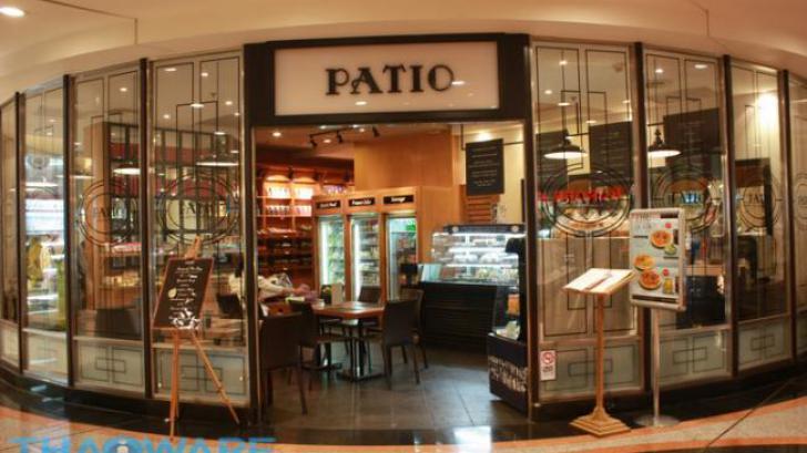 อร่อยสไตล์อิตาเลียนต้องร้าน PATIO