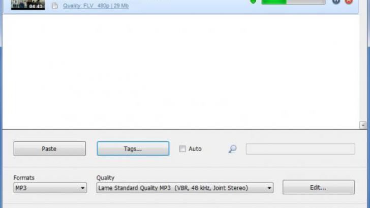 Free YouTube to MP3 Converter โปรแกรม แปลงไฟล์วีดีโอจาก YouTube มาเป็นไฟล์เพลง MP3