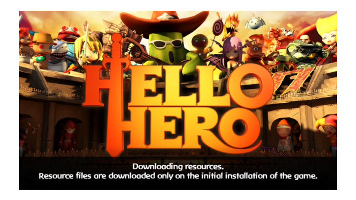 HELLO HERO™ เกมแฟนตาซีใหม่ 3D ภาพสวยงาม แนะนำเลยว่า เล่นเพลิน