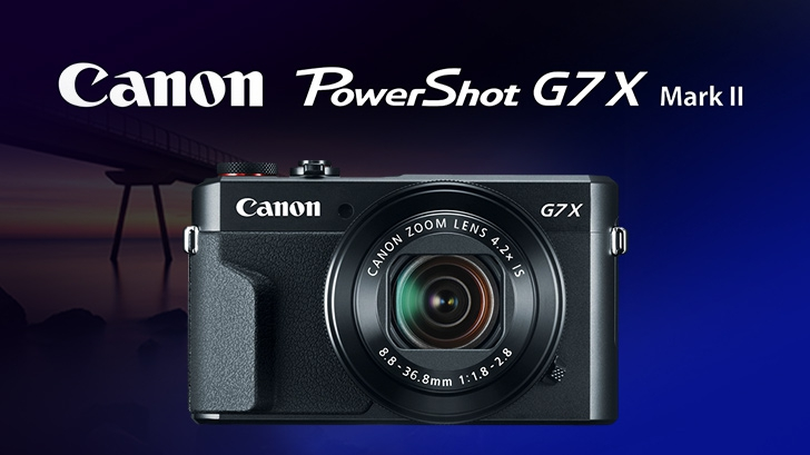 canon g7x mark ii ราคา 2019