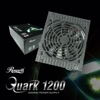 รีวิว  ทดสอบ Rosewill Quark 1200 พาวเวอร์ซัพพลาย สำหรับเกมเมอร์ และนักโอเวอร์คล็อกเต็มสูบ