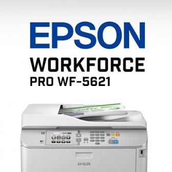 รีวิว  Epson WorkForce Pro WF-5621 มัลติฟังก์ชั่นสี ผู้ช่วยที่ยอดเยี่ยมเพื่อทุกสำนักงาน