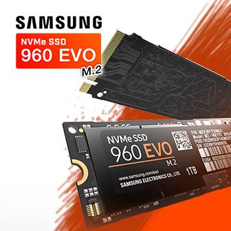 รีวิว  Samsung NVMe SSD 960 EVO M.2 สตอเรจมาตรฐานใหม่ ตัวเล็ก แต่แรงมาก