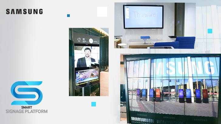 Samsung Smart Signage หน้าจอดิสเพลย์สำหรับธุรกิจ ก้าวต่อไปของวงการดิสเพลย์ไทย [Advertorial]