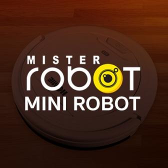 รีวิว  Mister Robot MINI ROBOT หุ่นยนต์ดูดฝุ่น รุ่นเล็กน่าใช้
