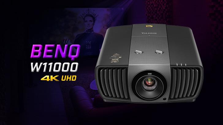 รีวิว BenQ W11000 โปรเจคเตอร์ระดับ 4K สุดเทพ  สำหรับคนที่อยากมีโรงหนังส่วนตัวภายในบ้าน
