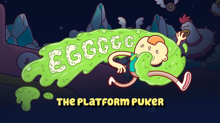 รีวิวEGGGGG - The Platform Puker: มีปัญหาปรึกษาอ้วก!