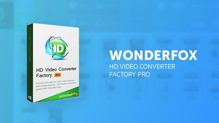 รีวิว WonderFox HD Video Converter Factory Pro โปรแกรมแปลงไฟล์วีดีโอ 4K แปลงไฟล์เสียง ทำริงโทนได้ด้วย