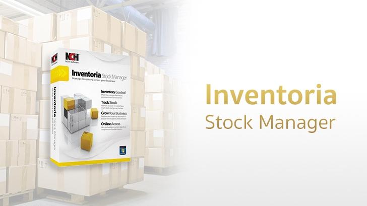 รีวิว Inventoria Stock Manager โปรแกรมจัดการคลังสินค้า ใช้งานง่าย