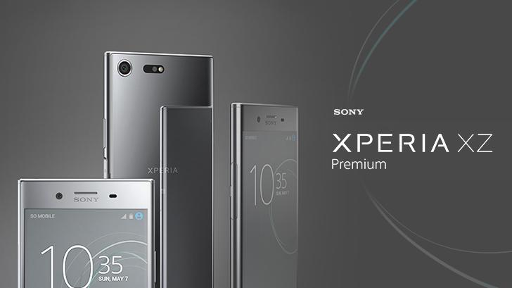 Sony Xperia XZ Premium สมาร์ทโฟนหรู หน้าจอ 4K HDR เครื่องแรกของโลก