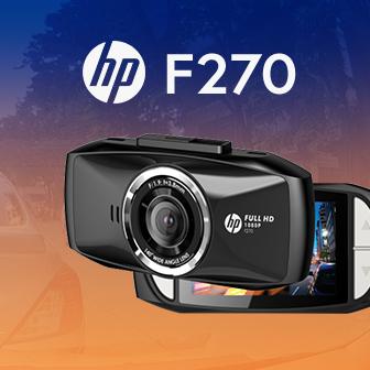 รีวิว  HP f270 กล้องติดรถยนต์ ตัวเล็ก ใช้งานง่าย สเปคสมราคา