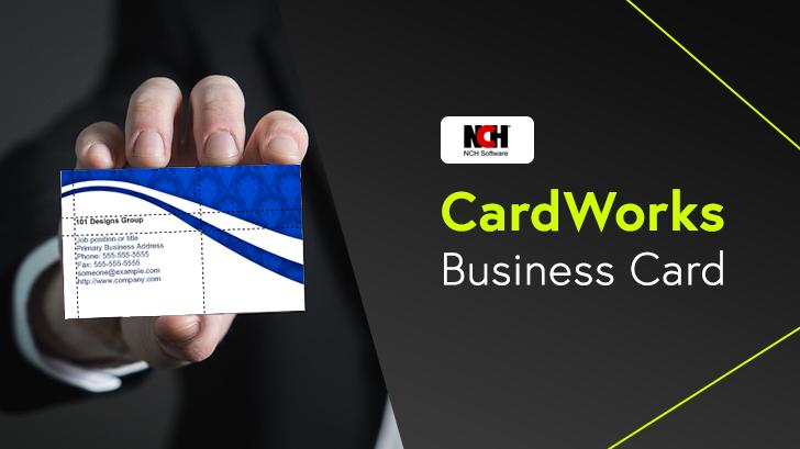 รีวิว CardWorks Business Card โปรแกรมทำนามบัตรสำเร็จรูปสำหรับธุรกิจ ที่ใครๆ ก็ออกแบบได้