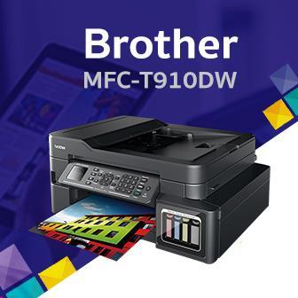 รีวิว  [Advertorial] Brother MFC-T910DW มัลติฟังก์ชั่นอิงค์เจ็ท ความลงตัวของประสิทธิภาพ และคุณภาพงานพิมพ์