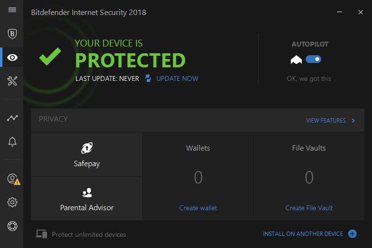 ขาย Bitdefender 2019 (1 User / 1 Year) ราคาถูก