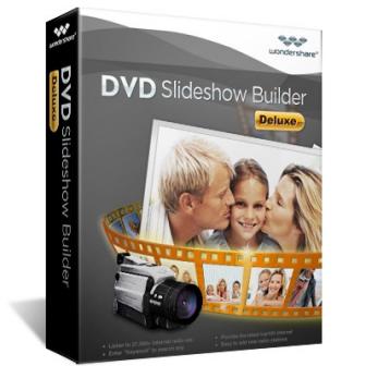 Wondershare DVD Slideshow Builder Deluxe