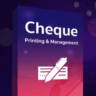 Cheque Printing & Management (โปรแกรมบริหารการสั่งจ่ายเช็ค และการพิมพ์เช็ค)