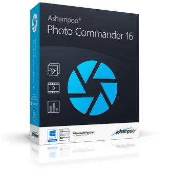 Ashampoo Photo Commander (โปรแกรมแต่งภาพ จัดการรูปภาพ)