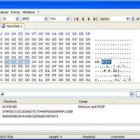 HxD Hex Editor (โปรแกรมตรวจสอบ แก้ไขไฟล์ จากหน่วยความจำในฮาร์ดดิส