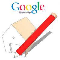 Google SketchUp (โปรแกรมออกแบบบ้าน 3 มิติ สร้างโมเดล 3 มิติ) 8.0.1