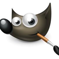 GIMP (โปรแกรม GIMP แต่งรูป Retouch ภาพบน PC ฟรี)