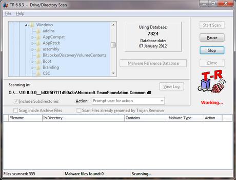 Trojan Remover (โปรแกรมไวรัส Trojan ฆ่าไวรัสโทรจัน ฟรี) 6.9.5.2973  ดาวน์โหลดโปรแกรมฟรี