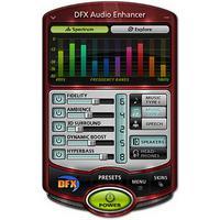 DFX Audio Enhancer (โปรแกรมเพิ่มเสียงคอม)