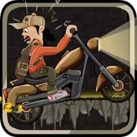 Falling Bridge (App เกมส์ซิ่งมอเตอร์ไซต์)