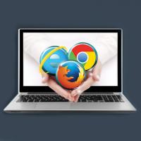 Auslogics Browser Care (โปรแกรม Browser Care กำจัดขยะในเบราว์เซอร์)