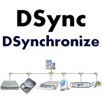 DSynchronize (โปรแกรม Sync ข้อมูลให้ตรงกันเป็นระยะๆ)