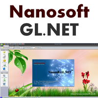 Nanosoft GL.NET (โปรแกรมบัญชีแยกประเภท)