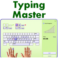 TypingMaster (โปรแกรม TypingMaster ฝึกพิมพ์ดีด พิมพ์สัมผัส)