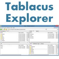Tablacus Explorer (โปรแกรม Tablacus จัดการไฟล์แบบแท็บ ฟรี)
