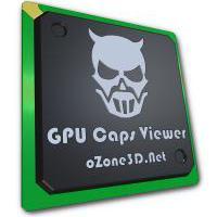 GPU Caps Viewer (โปรแกรม GPU Caps Viewer เช็คการ์ดจอ ฟรี)