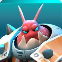 Alien Creeps TD (App เกมส์ป้องกันฐานจากเอเลี่ยน)