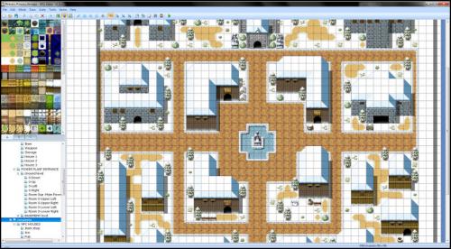 RPG Maker VX Ace (โปรแกรมสร้างเกมส์ RPG ต่อสู้สุดมัน