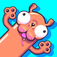 Silly Sausage in Meat Land (App เกมส์ไส้กรอกผจญภัย)