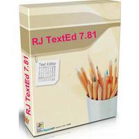 RJ TextEd (โปรแกรม RJ TextEd โปรแกรมเขียนโค้ดครอบจักรวาล)