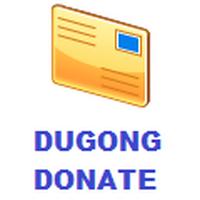 Dugong Donate (โปรแกรมพิมพ์ใบอนุโมทนาบัตร)