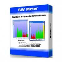 BW Meter (โปรแกรม Bandwidth Meter ควบคุม ดูแล Bandwidth)