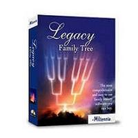 Legacy (โปรแกรม Legacy เก็บประวัติคนในครอบครัว)