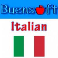 Buensoft Italian (โปรแกรม Buensoft Italian ฝึกสอนภาษาอิตาเลียน)