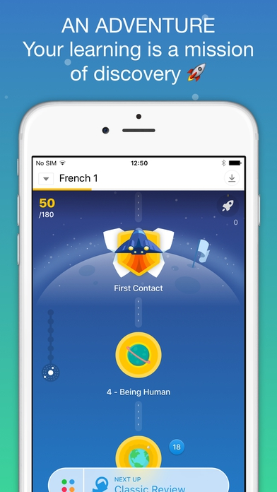 Memrise Learn Languages Free (App เรียนภาษานานาชาติ ภาษาต่าง
