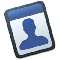 Go for facebook (โปรแกรม Go for facebook เข้า Facebook ไม่ผ่านเบราว์เซอร์ บน Mac)