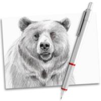 Tayasui Sketches (โปรแกรม Tayasui Sketches สเก็ตภาพ วาดรูป เหมือนจริง บน Mac)