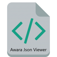 Awara Json Viewer (โปรแกรม Awara Json Viewer เปิดไฟล์ JSON บน PC ฟรี)